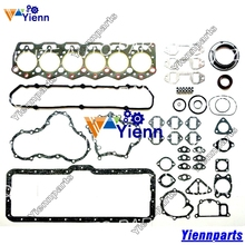 For Mitsubishi  6DR5 overhaul gasket kit ME999146 for Mitsubishi 6DR5 FD35 FD40 Forklift diesel engine repair parts