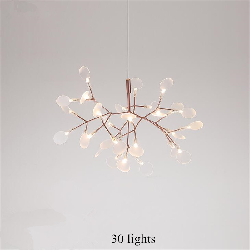 fireflies led chandeliers