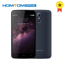 HOMTOM HT17 MTK6737 Quad Core 5.5 Inch Smartphone 1GB Ram 8GB Rom Android 6.0 Cell Phone 3000mAh Fingerprint 4G Mobile Phone(China)