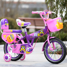 2017 New 16 Inch High Quality Export Youth  MTB Bike Double Disc Brake Street Mountain Bike Cycling child's bicycle