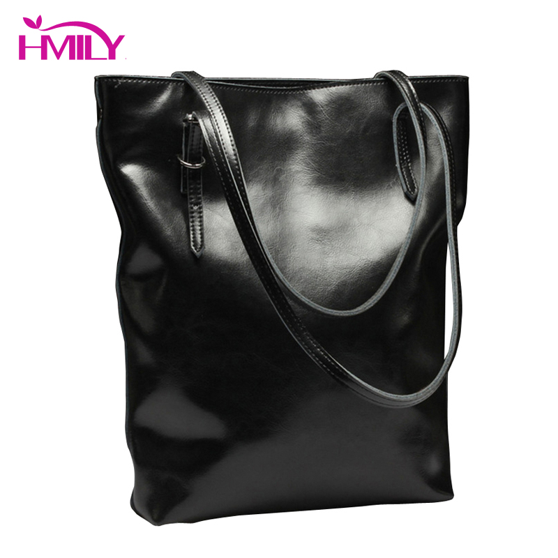 Women Handbag Genuine Leather Oil Wax Crossbody Bag Famous Brand Tote Fashion Women Messenger Bags Clutch Shoulder Bag Bolsas<br><br>Aliexpress