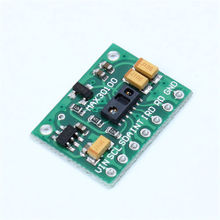 Integrated Circuits Blood Oxygen Sensor Module MAX30100 Pulse Oximeter Heart-Rate Sensor RCWL-0530 max30100 sensor(China)