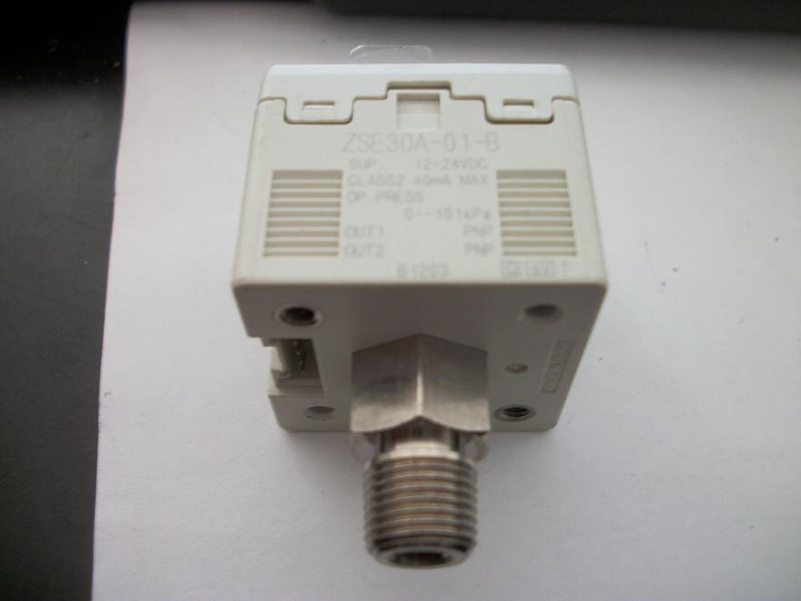 SMC ZSE30A-01-B high precision digital vacuum pressure switch  -101.3~0KPA  2PNP OUT<br><br>Aliexpress