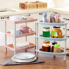 Hot Sale Bathroom Product Storage Rack Organizer Kitchen Pantry Sink Bathroom Storage Shelf Stand Can Home Shelves High Quality