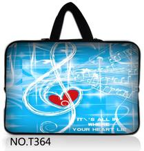 Music Notebook sleeve 14 computer bag protective case 11.6 12 13.3 15.6 17 For HP Pavilion ASUS Dell Waterproof Free Shipping