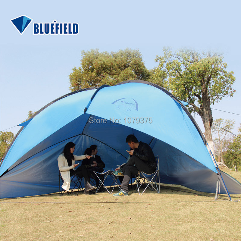 Free shipping New UV protection Canopy tent Waterproof Durable camping tent, Awning or BBQ Punta , sun shelter<br><br>Aliexpress