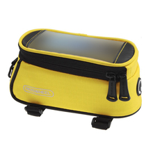 ROSWHEEL Cycling Bicycle Bike Frame Pannier and Front Tube Touch Screen Cell Phone Bag 4.8 inch