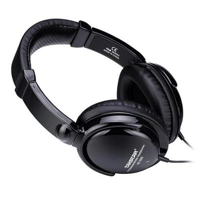 100% Original Takstar HD2000 Monitor Headphones Mixing Record DJ HIFI Stereo Headset Audio Studio Headphone Earphone Auriculares<br>