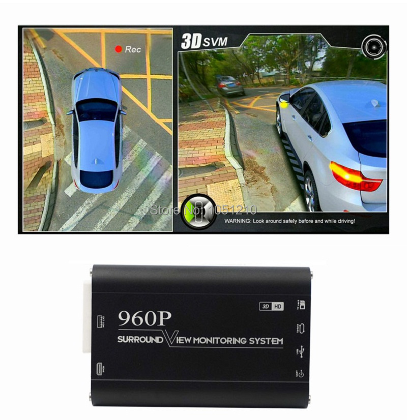 360 panoramic camera DV360_3D_960P_1
