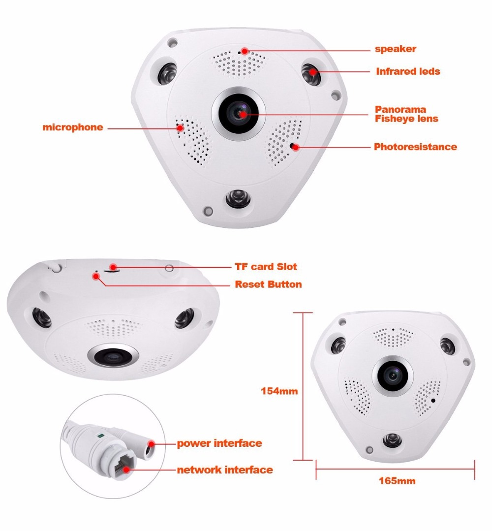 VR 360 camea 9