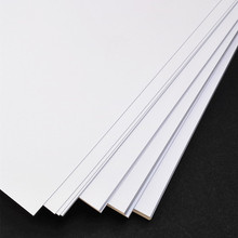 A4 size 21*29.7cm White paper 80gsm-370gsm card paper, DIY box gift packing