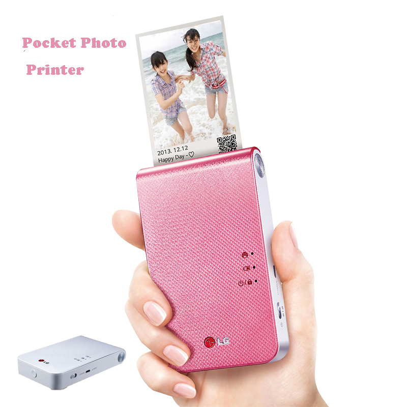PD239 Bluetooth Wireless Smartphone Cell Photo Printer Color Pocket Photo Printer For Android And Iphone 23