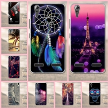 "For Lenovo A6010 Plus & A6000 & for Lenovo Lemon K3 K30-T Soft TPU Phone Case Cover Skin 5"" K 3 A 6000 6010 Case for Lenovo"