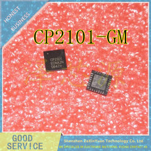 10PCS/LOT CP2101-GMR CP2101-GM CP2101 QFN28 IC(China)