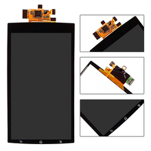 black LCD display touch screen digitizer full assembly replacement parts For Sony Ericsson Xperia Arc S LT15i LT18i X12