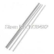 3mm x 200mm HSS Graving Tool Round Turning Lathe Carbide Bars Stick 5PCS