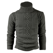 Fawn Printing Real Wool Cotton men's Sweater Wool Pullover(China)