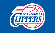 Free Shipping NBA banner Basketball flag 3 * 5ft clippers team flags and banners