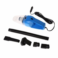 Car Vacuum Cleaner 12V 150W Portable 6 In 1 Auto Handheld Vacuums Cleaner Wet/Dry Dust w/ 5m Cable High Quality C45(China)