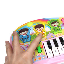 2017 2017 HOT Baby Kids Musical Educational Animal Farm Piano Developmental Music Toy(China)