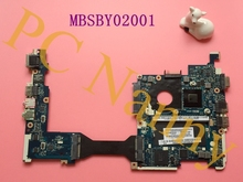 For Gateway LT23 Acer Aspire One AO260 Netbook Motherboard Intel Atom N455 NM10 DDR3 MBSBY02001 LA-6222P