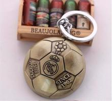 Real Madrid Football key chain overwatch Royal football#3300