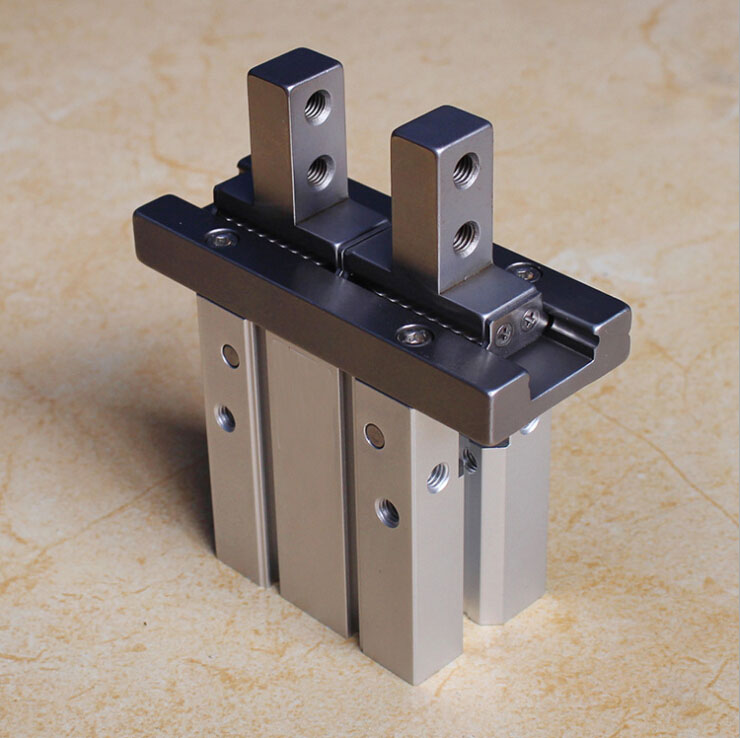 bore 32mm  XHZ2 Series pneumatic parrallel type gripper<br>