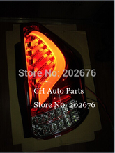 , CHA LED AUTO TAIL LAMP REAR LIGHT ASSEMBLY FOR TOYOTA PRIUS ZVW40 / PRIUS + / PRIUS V (2012-UP)