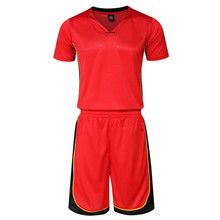 Kids plain basketball jerseys boys basketball sets youth sports vests and shorts children running uniforms customized any logos