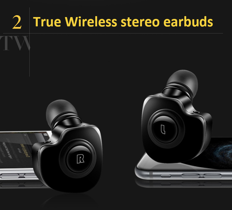 Mini Twins True Wireless Stereo Bluetooth Earphones CSR 4.1 Handsfree headset TWS bluetooth Earbuds for iPhone Samsung earphones<br><br>Aliexpress