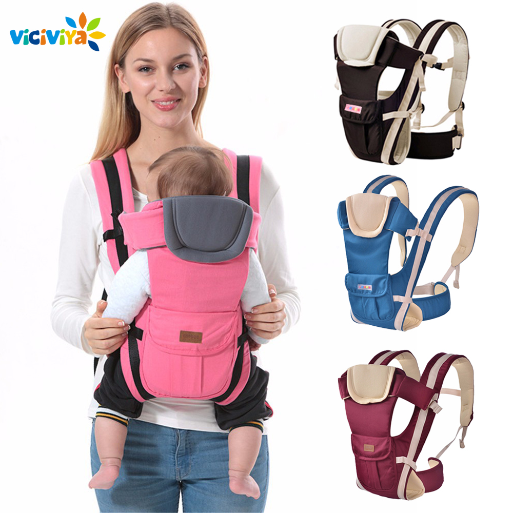 horizontal hold front face in out back carrier infant toddler kids baby carrier