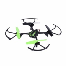 2.4Ghz 4CH Drone Remote Control Helicopter Battery-powered One-touch Stunt Quadcopter Auto Hover Launch High Speed RC Plane(China)