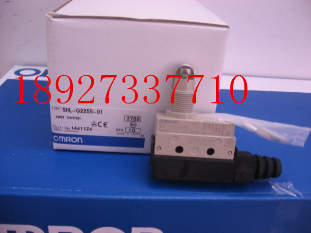 [ZOB] New imported omron Omron limit switch SHL-Q2255-01 stock sale  --5PCS/LOT<br>