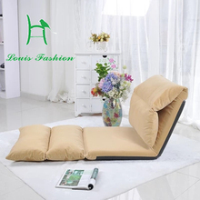 Creative lazy single tatami longer folding sofa can unpick and wash bay window chair recreational chair the Japanese cloth art b