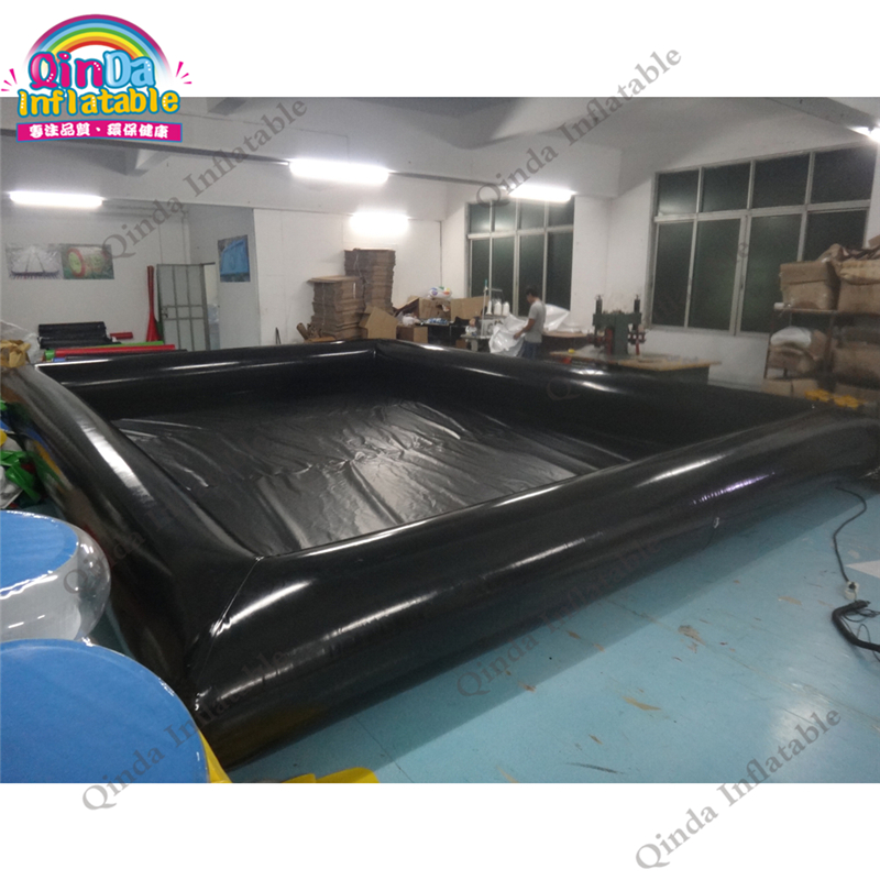 above ground inflatable swimming pool35