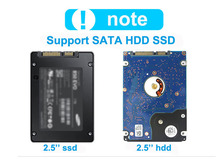 1TB Encrypted sata usb hdd hard drive disk enclosure usb hard disk 2.5 case 3.0 usb hdd case case hd notebook sata usb hdd