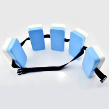 Adjustable Swiming Float Waist Belt Child Swim waist Training Kids Assist Helpful Water sports pool Assist Accessory 2017(China)