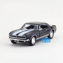 Free Shipping/1:38 Scale/1967 Chevrolet Camaro Z/28 Car/Educational Model/Pull back Diecast Metal toy/Collection/Children's Gift