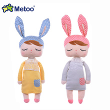 HOT! 43CM METOO Dream angela the doll,plush toy,birthday&Christmas gift for children,1pcs(China)