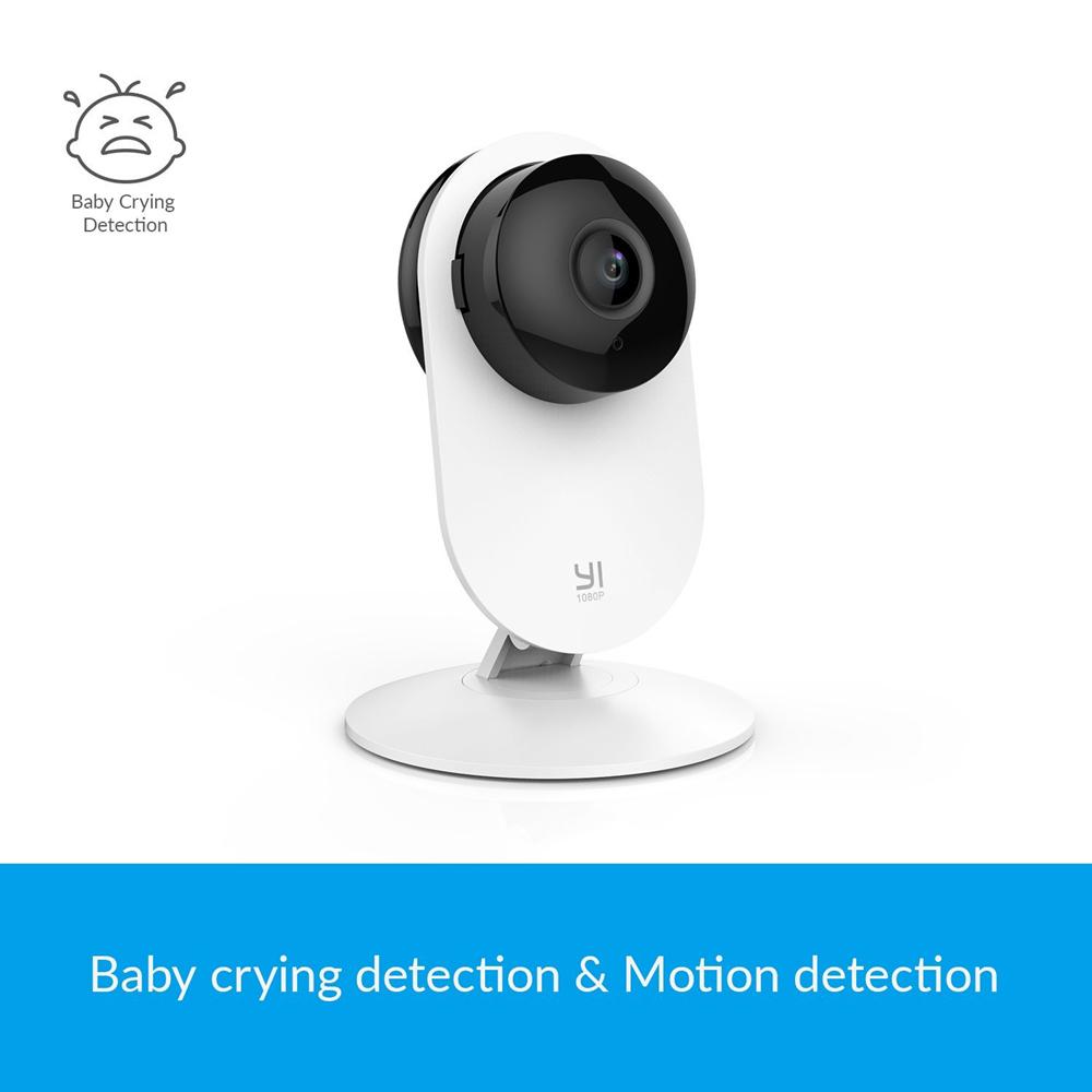 Yi 1080p Home Camera Wireless Ip Security Surveillance System Xiaomi Dome Cctv 360 Vision International Mmc 32gb 2 1 3 4