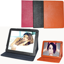 "For Cube U9GT5 Case Flip Utra Thin Leather Case For Cube U9GT5 Cover 9.7"" New Tablet PC For Cube U9GT5 Shell Skin In Stock(China)"