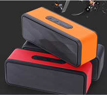 subwoofer Bluetooth speaker card radio mobile phone hands-free calls double horn subwoofer