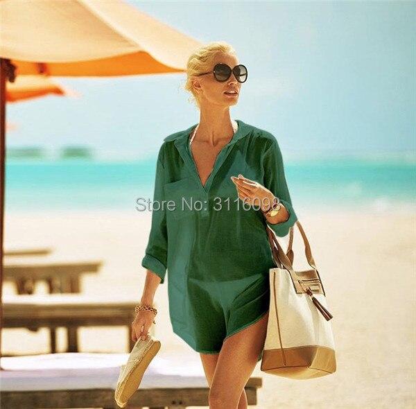 beach dresses bikini cover up602