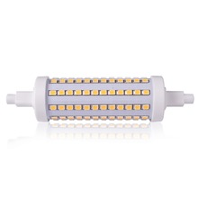 Free shipping 135mm LED R7S light 14w 360 degree J135 R7S dimmable lamp replace halogen lamp AC85-265V(China)