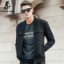 Pioneer Camp New arrival autumn spring jacket men brand clothing top quality male jacket coat fashion casual men coat  622201