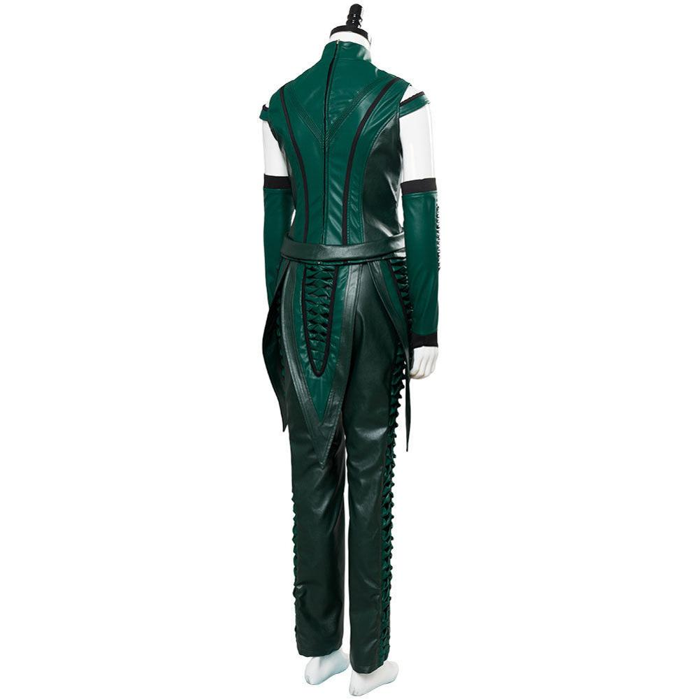 Mantis Brandt Lorelei Cosplay Costume Suit Adult Women Halloween Carnival Costumes