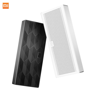 Original Xiaomi Mi Bluetooth Speaker Box Portable Wirelee HIFI Subwoofer Loud Sound Square Box for Smartphone PC Computer Table