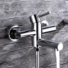 jooe New Shower Faucet Bathtub mixing Valve Bathroom Faucet Ming Mounted Shower Faucet Thermostatic Bath Mixer
