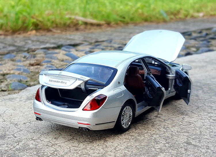 132 For TheBenz Maybach S600 (9)