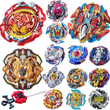 New Beyblade burst starter Bey Blade blades metal fusion bayblade with launcher stater set high performance battling top(China)